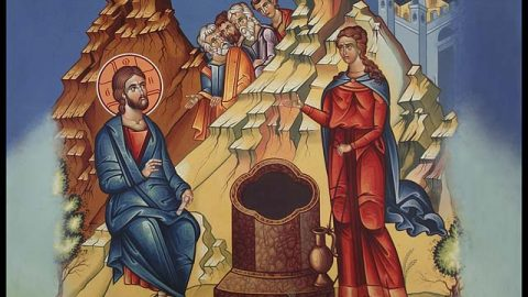 SUNDAY, MAY 19, 2019 Sunday of the Samaritan Woman Commemoration of the Holy Hieromartyr Patrick, Bishop of Prussa, and his companions (Class 5) الاحد، 19 نيسان 2019                 احد السامرية