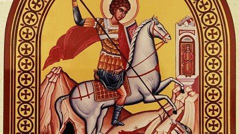 Feast of the Great-Martyr St. George the Triumphant عيد القديس جاورجيوس المنتصر