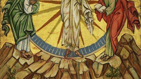Monday, August 6, 2018 HOLY TRANSFIGURATION OF OUR LORD (CLASS 1)  الاثنين، 6 آب 2018 تجلي ربنا والهنا ومخلصنا يسوع المسيح المقدس