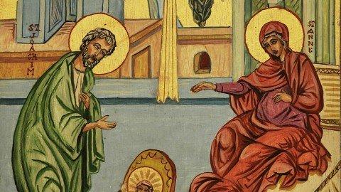 عيد ميلاد أم الاله، العذراء مريم Sep. 8 Nativity of Mother of God
