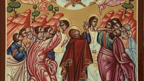Thursday, May 5, 2016 Feast of the Ascension الخميس، 5 ايار 2016 خميس الصعود