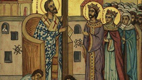 Feast of Cross Sep 14