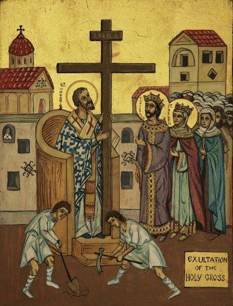Sunday, March 15, 2020 Third Sunday of Lent – Sunday of the Holy Cross الاحد 15 اذار 2020 الاحد الثالث للصوم العظيم المقدس – أحد الصليب المقدس
