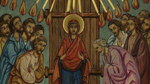 Sunday, May 20, 2018 Sunday of Pentecost الاحد، 20 ايار 2018 احد العنصرة (احد مبطل للقيامة)