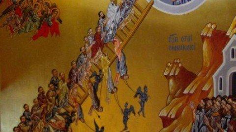 Sunday, March 11, 2018 Fourth Sunday of Lent – Sunday of our Father John Climacos الاحد، 11 شباط 2011 الاحد الرابع من الصوم العظيم  –  تذكار ابينا البار يوحنا السُلمي