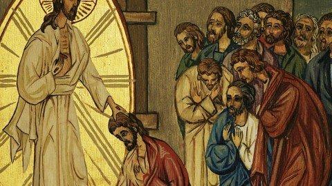 Sunday, April 8, 2018     Sunday of Saint Thomas الاحد، 8 نيسان 2018     احد القديس توما