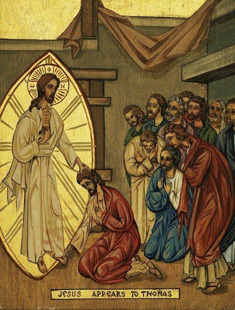 Sunday, April 19, 2020 Sunday of Saint Thomas الاحد، 19 نيسان 2020 أحد القديس توما