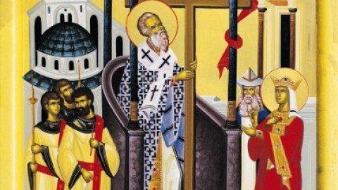 Friday, September 14, 2018 Exaltation of the Holy and Life-giving Cross الجمعة، 14 ايلول 2018 رفع الصليب الكريم المحيي