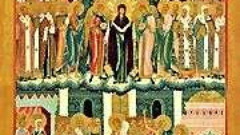 Sunday, October 28, 2018 7th Sunday After The Holy Cross – The Daughter of Jairus الاحد، 28 تشرين الاول 2018 الاحد السابع بعد الصليب