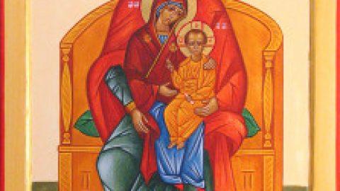 Sunday, December 9, 2018 10th Sunday after The Holy Cross – Crippled Woman Maternity of St. Ann  الاحد، 9 كانون الاول 2018 الاحد العاشر بعد الصليب حبل القديسة حنة ام والدة الاله