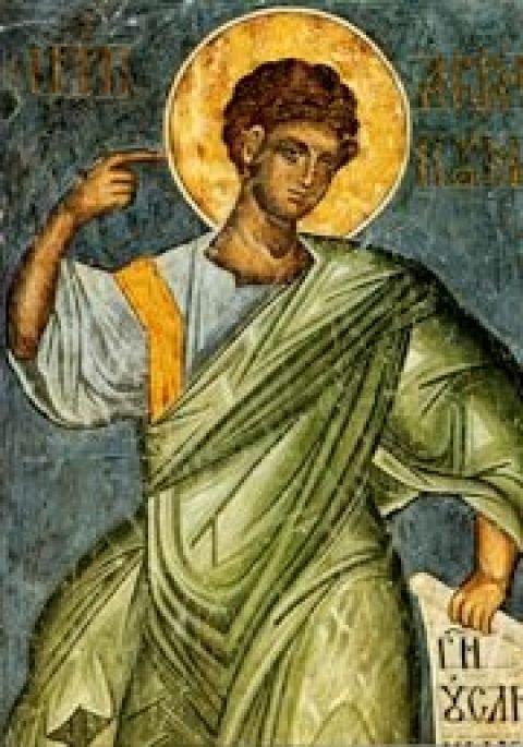 Sunday, December 2, 2018 14th Sunday After the Holy Cross – The Blind Man الاحد، 2 كانون الأول 2018 الاحد الرابع عشر بعد الصليب – احد الاعمى