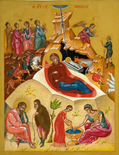 """Christmas Eve """"Nativity of Jesus Christ"""" Monday Dec. 24, 2018 ليلة ميلاد السيد المسيح له المجد"""