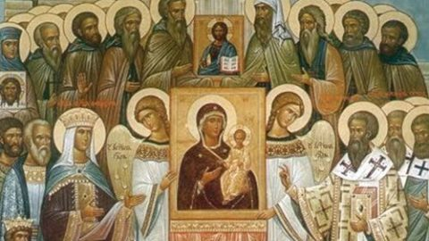 SUNDAY, MARCH 10, 2019 Triodion (Period of the Three Odes) – Great Lent Sunday of Orthodoxy Commemoration of the Holy Martyrs Codratus of Corinth and his companions (Class 5) الاحد، 10 شباط 2019 الاحد الاول من الصوم  – احد الارثوذكسية
