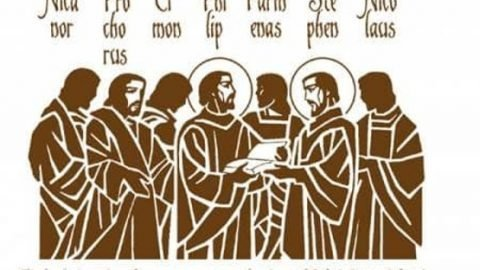 SUNDAY, JULY 28, 2019 Seventh Sunday After Pentecost – Healing of the two Blind men Commemoration of the Holy Apostles the Deacons Prochor, Nicanor, Timon and Parmenas (Class 5) الاحد، 28 تموز 2019 الاحد السابع بعد العنصرة