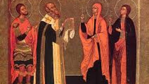 SUNDAY, NOVEMBER 17, 2019 Ninth Sunday After the Holy Cross – The Fool Commemoration of our Father among the Saints Gregory the Wonderworker, Bishop of Neo-Caesarea (Class 5) الاحد، 17 تشرين الثاني 2019 الاحد التاسع بعد عيد الصليب المقدس