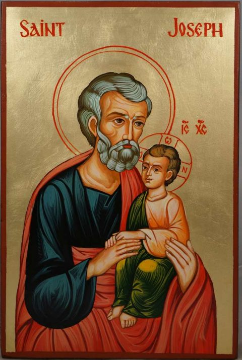 SUNDAY, DECEMBER 29, 2019 Sunday After the Nativity of our Lord – Commemoration of the Holy Joseph, spouse of the Mother of God, James and David 5th Day of Celebration of the Nativity of the Lord – Commemoration of the Holy Innocents put to death in Bethlehem by order of King Herod – and of our Holy Father Marcellus, Abbot of the Monastery of the Acemetes (Class 5) الاحد، 29 كانون الأول 2019 الاحد الذي بعد عيد الميلاد