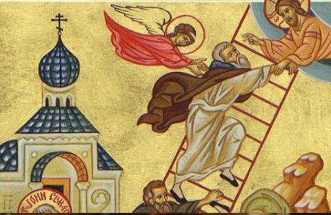 Sunday, March 22, 2020 Sunday of our Father John Climacos الاحد، 22 شباط 2020     تذكار ابينا البار يوحنا السُلمي